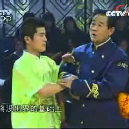 Wang Xi_an demonstrates Ji energy on CCTV